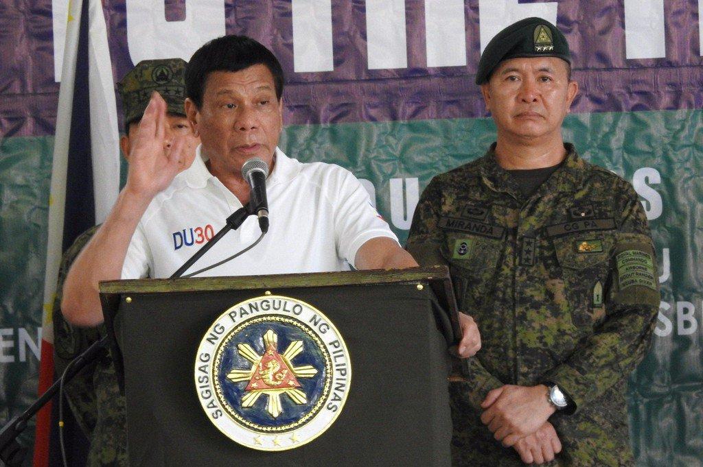 Philippine leader Rodrigo Duterte slams Chelsea Clinton over rape criticism