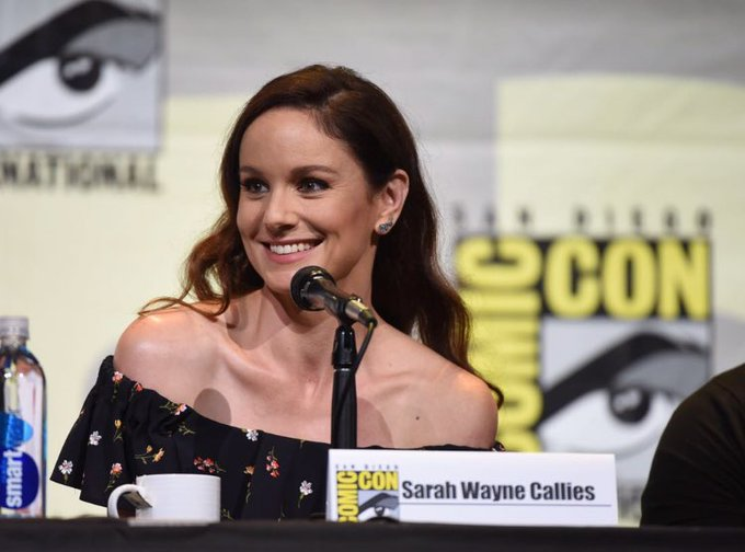 Happy birthday to the beautiful Sarah Wayne Callies