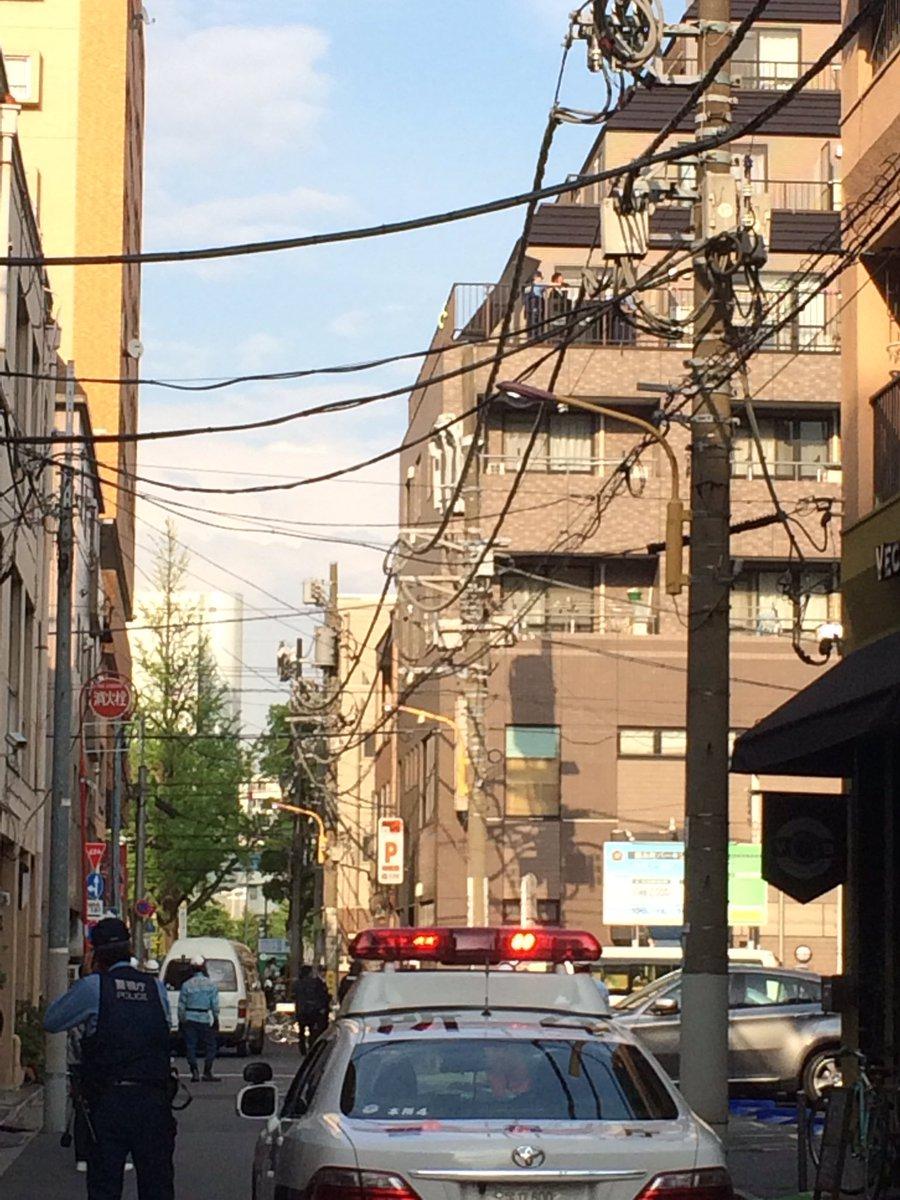 test ツイッターメディア - 錦糸町で立てこもり事件らしいです。結構広い範囲で規制線張られてます。 https://t.co/8555DqBfpR