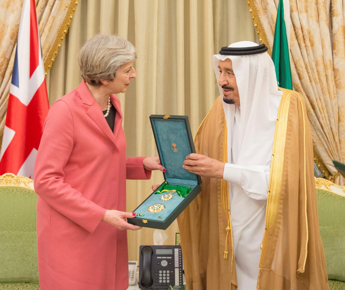 U.K. report on terrorism and Saudi Arabia called too sensitive to be made public