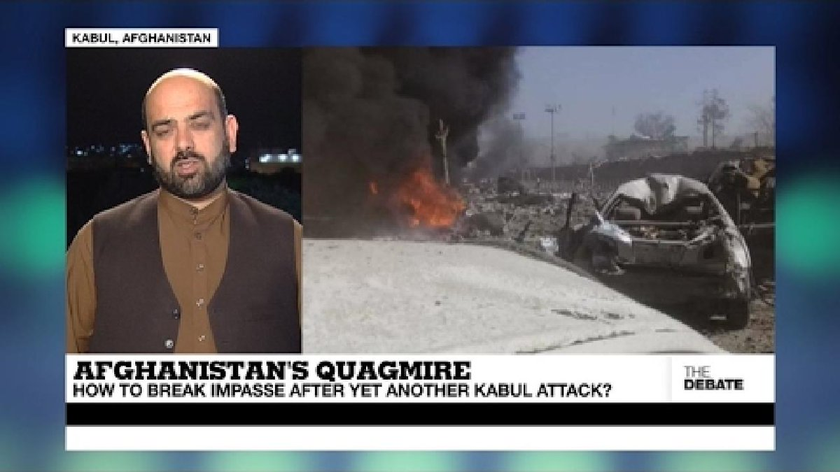 ?? Afghanistan's quagmire: How to break the impasse after yet another Kabul attack? (part 2)