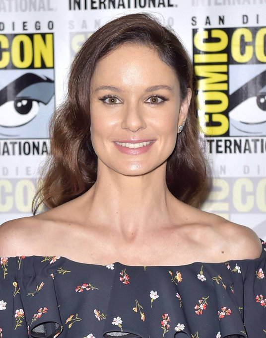 Happy birthday to the most amazing woman, Sarah Wayne Callies, ly queen