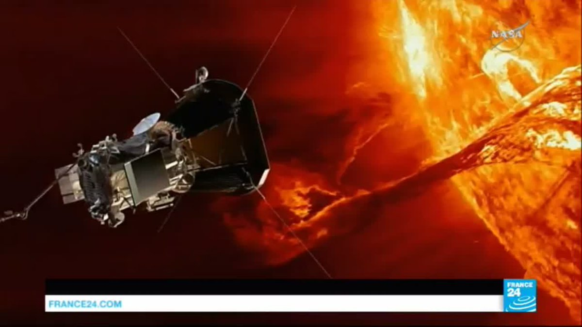 "?? NASA to launch its ""hottest, fastest mission"": a spacecraft to aim straight for the sun!"