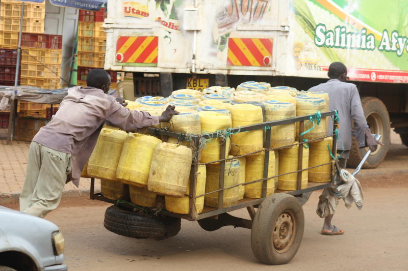 Ndakaini no longer reliable water source for Nairobi - residents should be worried