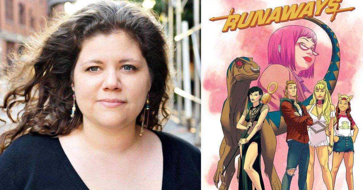 Exclusive: @RainbowRowell will write @Marvel's brand new Runaways series!