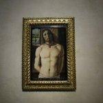 Italy: Art restorers unveil masterpiece damaged in winter