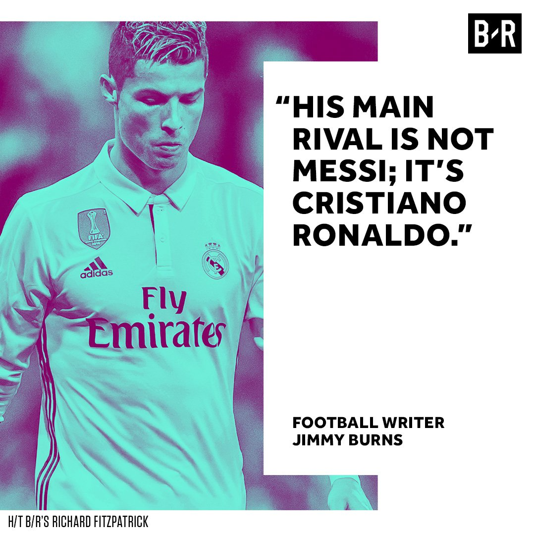 Why Cristiano Ronaldo Should Be Talked About as the GOAT