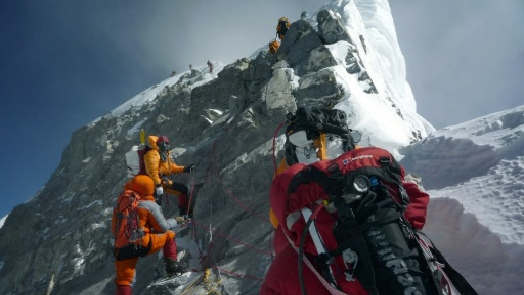 Fraud at 8,848 metres: Are Everest ascents too easy to fake?