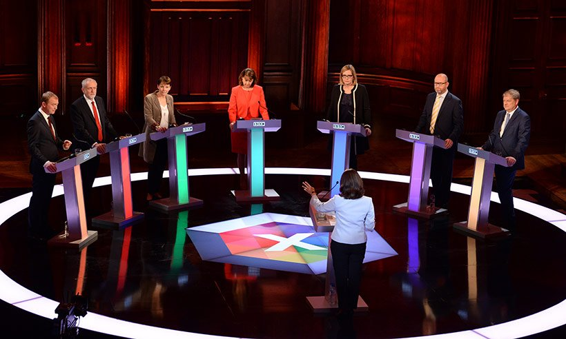 Twitter has reacted hilariously to the BBC election debate