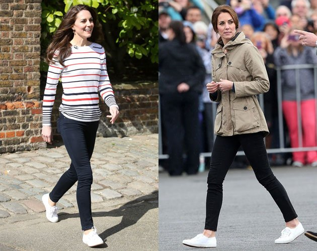 Kate Middleton's Favourite Trainers Are Only £50!