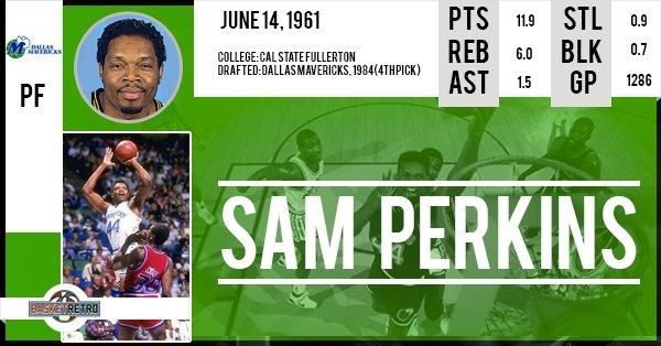 Happy Birthday Sam Perkins