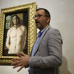 Italy: Art restorers unveil masterpiece damaged in dry spell