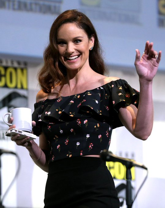 Happy birthday to the beautiful, talented and wonderful Sarah Wayne Callies