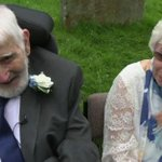 Couple aged 95 and 93 tie the knot in Cumbria