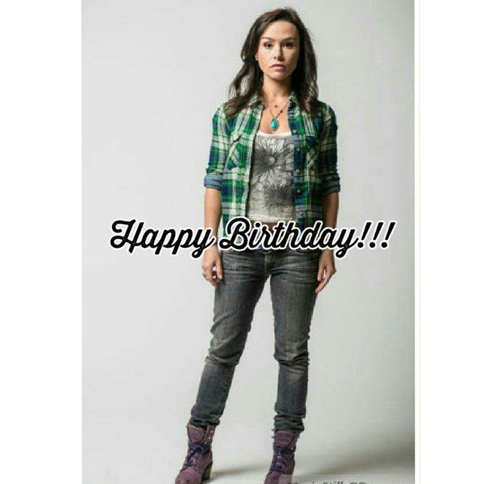 Happy Birthday to my favorite screamqueen Danielle Harris