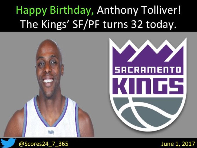 happy birthday Anthony Tolliver!