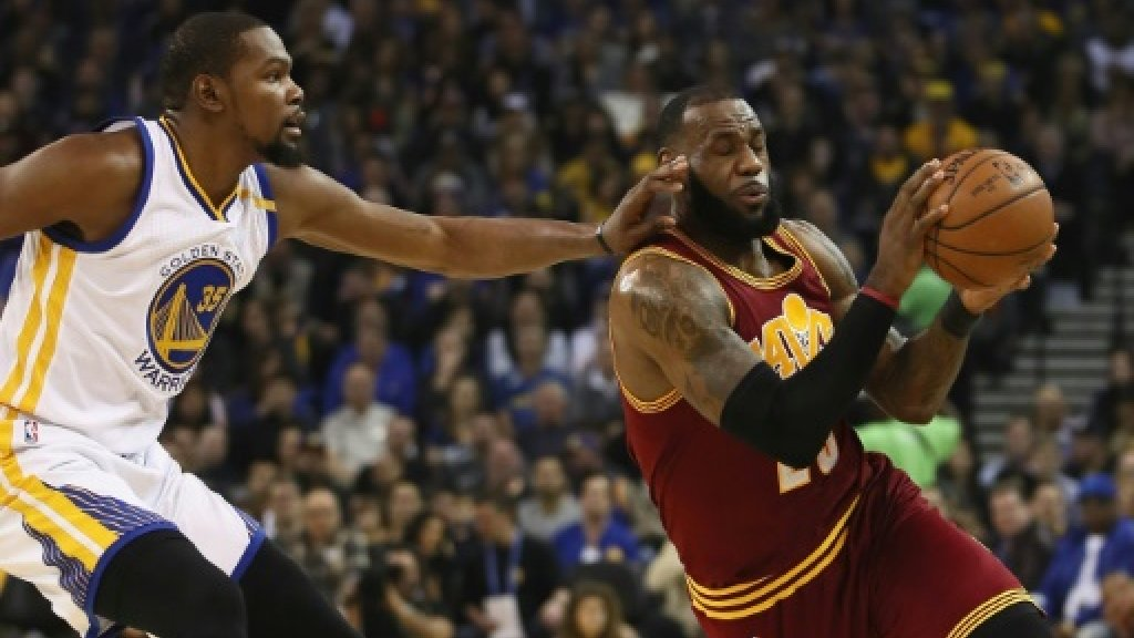 Kevin Durant, LeBron James united in quest for NBA greatness
