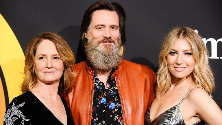 Jim Carrey and ImDyingUpHere cast celebrate the golden age of stand-up comedy