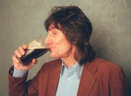 Raise a glass and wish a happy 70th Birthday to Ron Wood (ROLLING STONES, JEFF BECK GROUP, THE FACES)