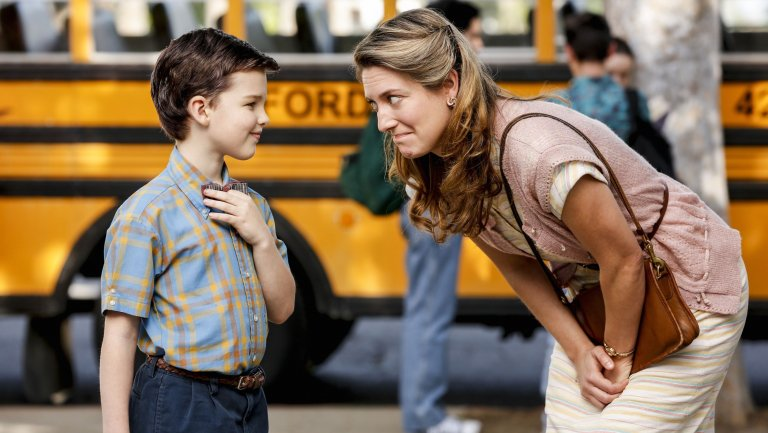 CBS sets fall premiere dates, frontloads 'Young Sheldon'