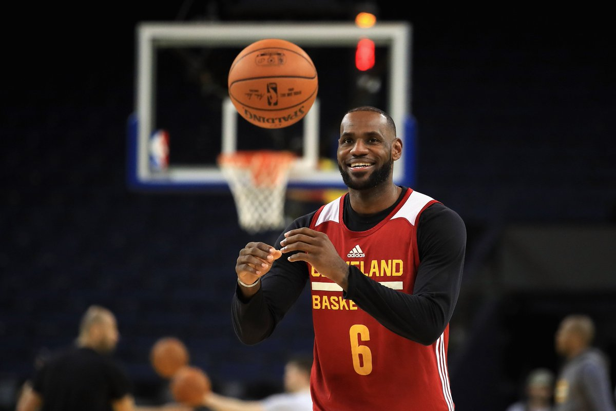 Will LeBron James's eighth NBA Finals appearance be his best yet?
