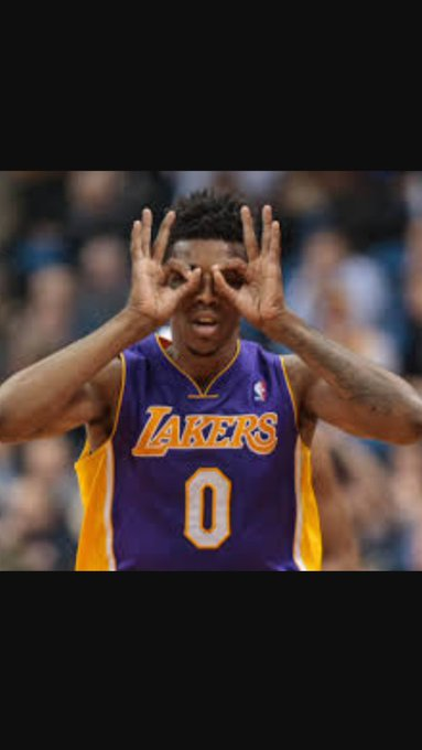 Happy birthday to Nick Young!