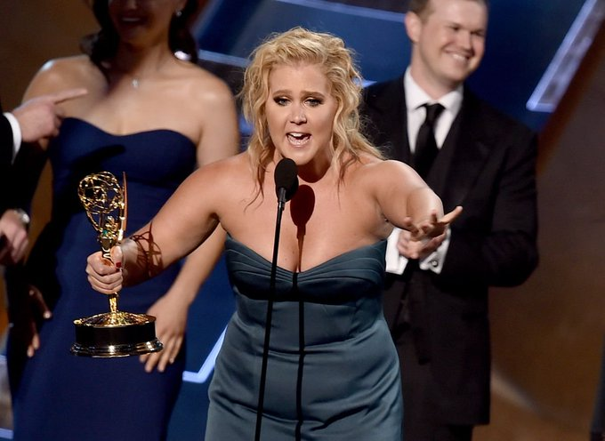 Happy 36th birthday Amy Schumer. Take a look at some of Amy\s wildest antics.