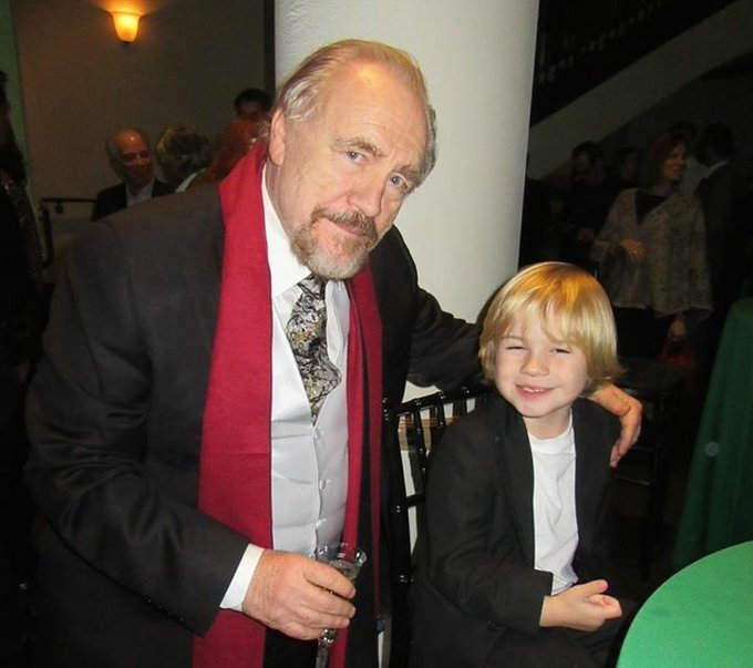 Happy Birthday to the outstanding actor Brian Cox.