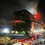 Islamic State takes quick credit after gunshots, blasts erupt at Manila casino complex