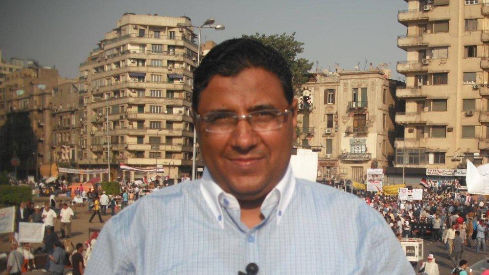 Egypt extends Al Jazeera journalist Mahmoud Hussein's arrest for a seventh time