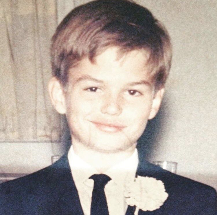 Is that not the cutest face ever?! Harry Hamlin #tbt #TheHubby ❤️❤️❤️❤️ https://t.co/TBYYzcgXj6
