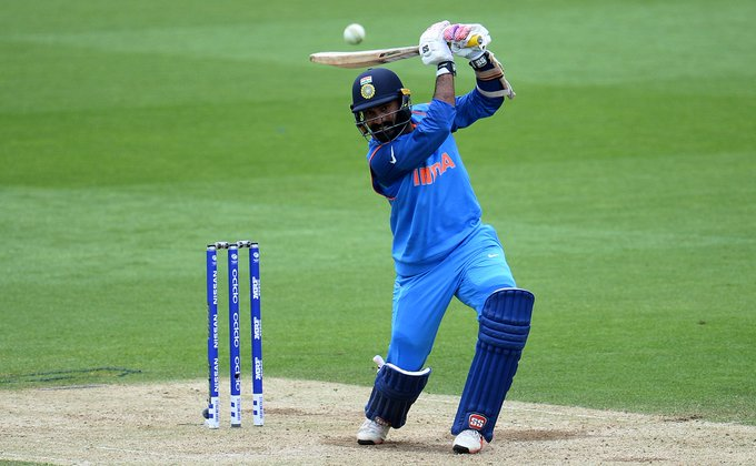 He made a stylish 94* in India\s final warm-up match - Happy Birthday, Dinesh Karthik!