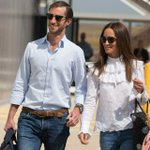 Pippa Middleton and James Matthews just added yet another stop on their honeymoon world tour