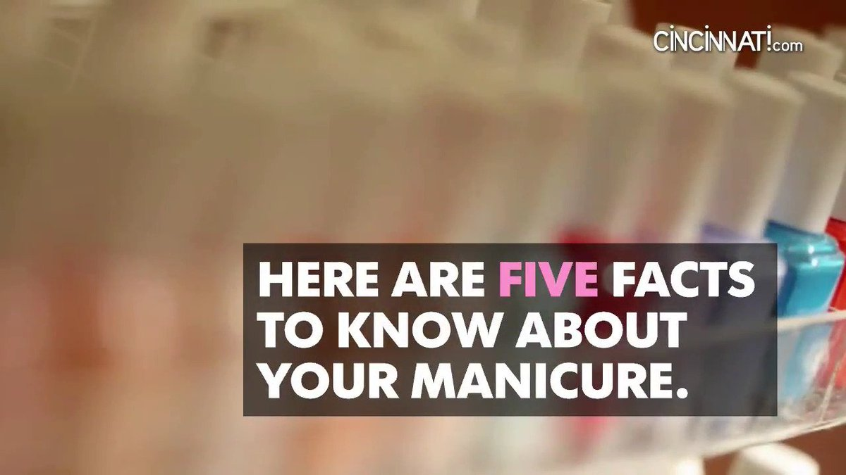 Thursday was national nail polish day. five facts to know about your ...