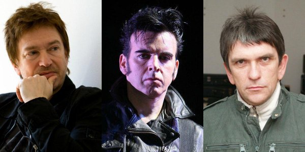 A very happy birthday today to Alan Wilder of Depeche Mode, Simon Gallup of The Cure and Mike Joyce of The Smiths
