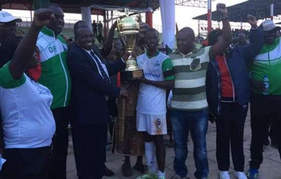 Gor Mahia Youth crowned Madaraka Day champions