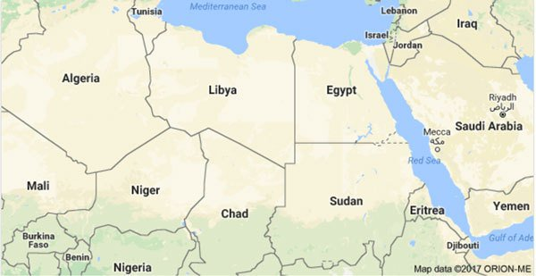 44 migrants, including babies, die of 'thirst' in Niger desert