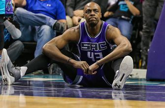 Nba:Sacramento Kings wish Anthony Tolliver a happy birthday, then wai..