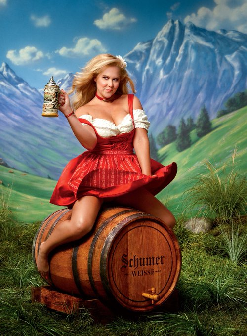 Happy Birthday American stand-up comedian, writer, actress, and producer Amy Schumer (June 1, 1981- )