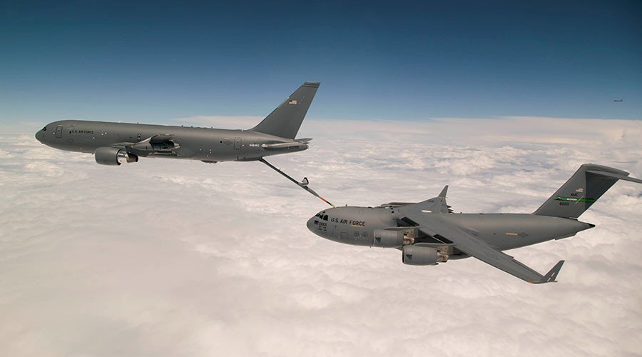 Boeing stealthy Pegasus air tankers to refuel USAF jets in complete darkness (PHOTOS)