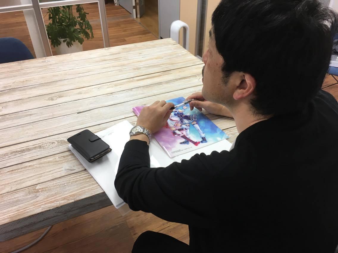 ▷【プロデューサーへ質問⑤】「視聴予定の皆様へメッセージを!」ー今回は日本語と中国語で生アニメという初の、チャレンジング