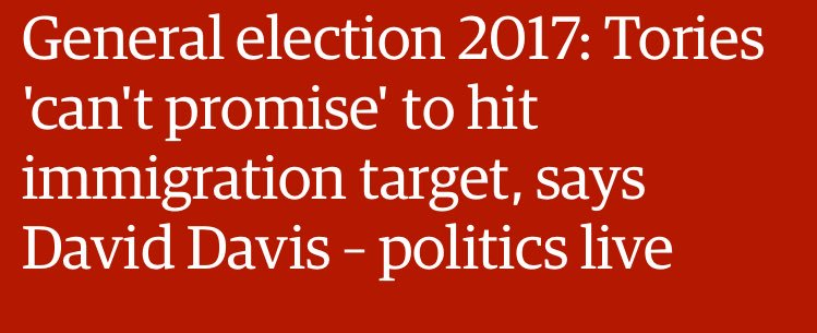 Shock as party that's missed every target they set themselves says they might miss target they've set themselves. https://t.co/3mChjbchsK