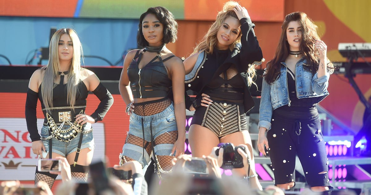 See Fifth Harmony enlist Gucci Mane for their smooth new single 'Down' on #GMA https://t.co/UJliMoBdJB https://t.co/3zeBJASP2i