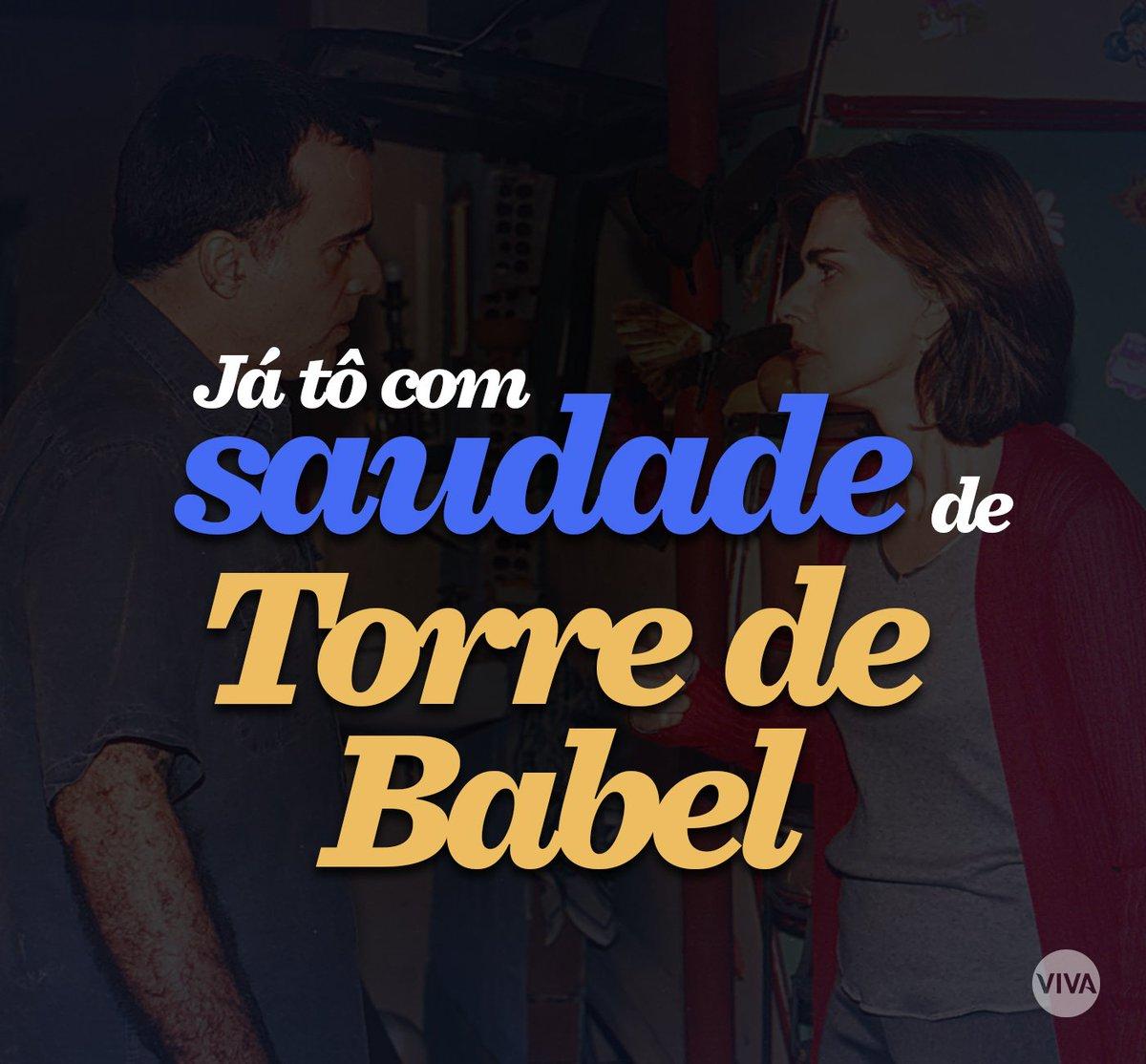 #TorreDeBabelNoVIVA
