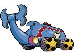 タイムボカンのタワーディフェンス系アプリ「タイムボカン24 ボカンメカバトル!」が配信開始だペッチャ
