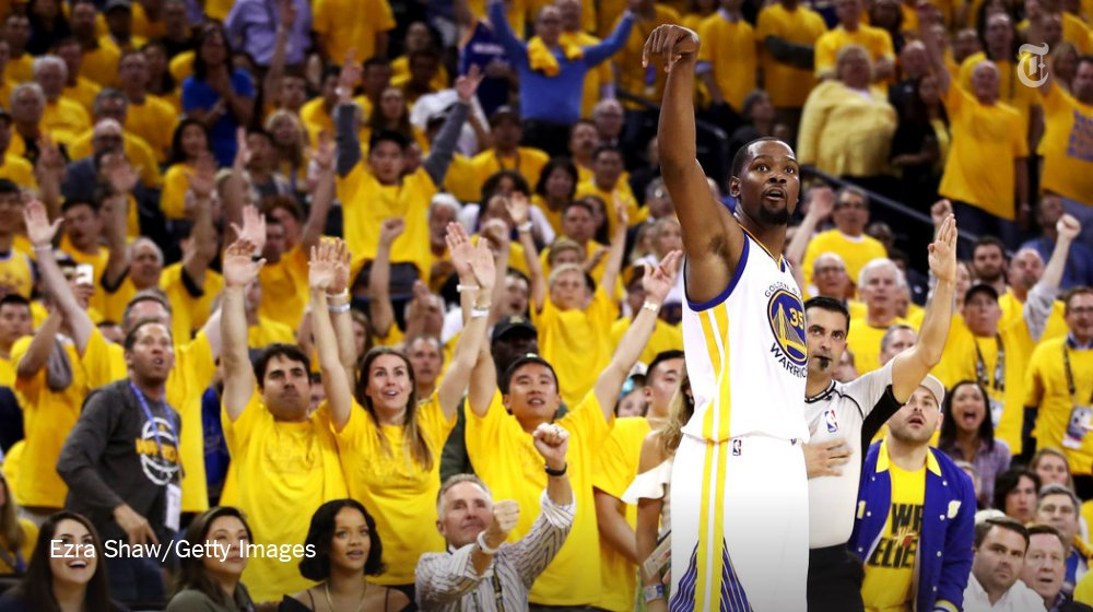 NBA Finals: How the Warriors dominated Game 1