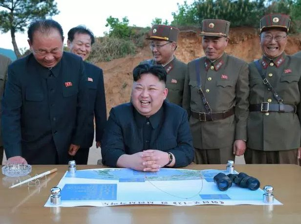 Kim Jong Un's missile tests risk hardening divisions between China and 'mini-NATO' in Asia