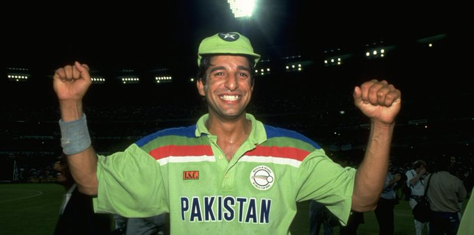 He is the only bowler to take more than one hat trick in both Tests and ODI.. Happy Birthday Wasim Akram