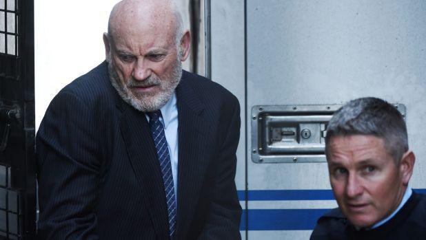 From pinot to porridge, Ian Macdonald to spend seven years behind bars