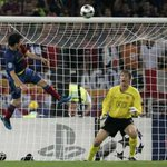 Messi: My header in 2009 Champions League Final against Man United remains one of my favourite